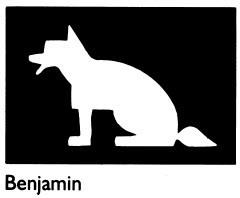 Benjamin tribal symbol