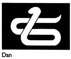 Dan tribal symbol