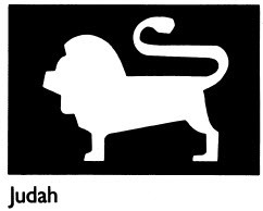 Judah tribal symbol